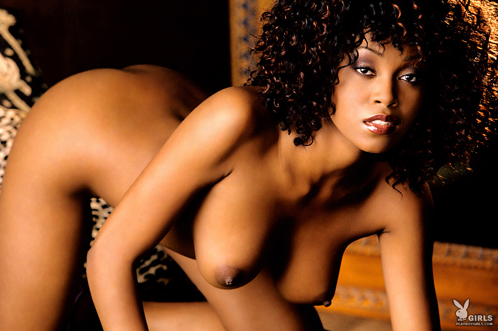 Ebony playboy models
