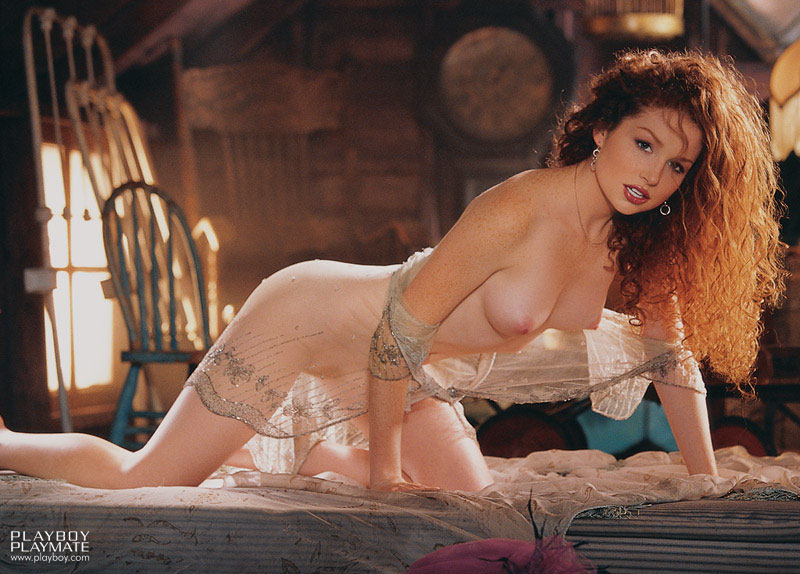 Idea Red head playmates nude apologise that