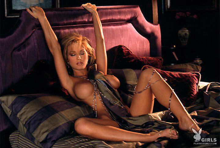 Shannon Stewart para Playboy Modelos Desnudas, Fotos