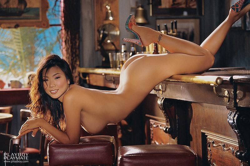 Playboy girls asia naked